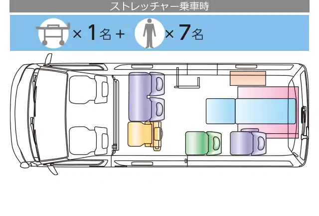 車内レイアウト2